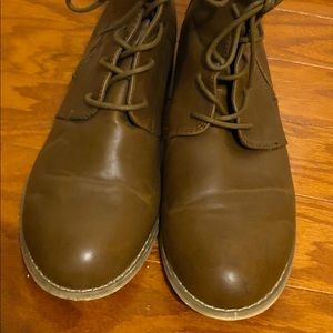 H&M Ankle Boots / Brown / Size 9